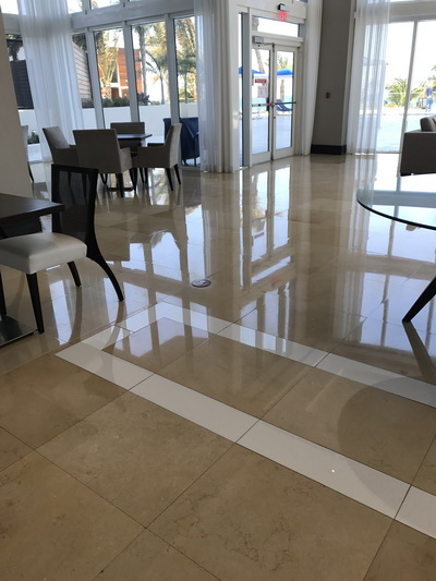 Marble Restoration Fort Lauderdale : Commercial cleaning services fort lauderdale broward county